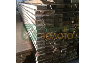 Доска обрезная сосна 50х150х6000 сухая