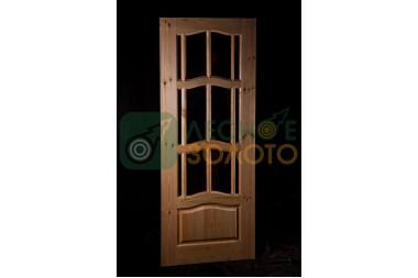 Дверное полотно ДОА 800х2000 АВ со стеклом
