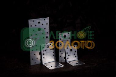 Уголок крепежный 90х90х65х2,0