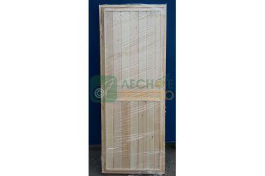 Дверь банная ДГ липа 700х1600 сорт В