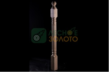 Балясина столб 100х100х1200 сорт А №8 (2)