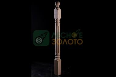 Балясина столб 80х80х1200 сорт А №8(2)