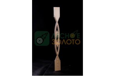 Балясина плоская 18х90х900 №1 сорт АВ