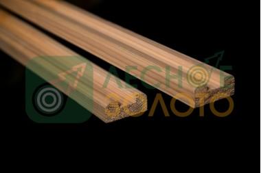 Накладка под плоскую балясину 20х45х3000 сорт А (1)