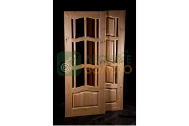 Дверь ДГО  Ампир 900х2000 с дверн.коробкой