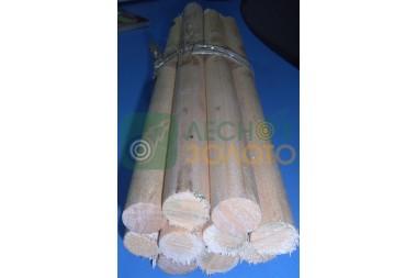 Шканты береза ф 20х300 мм(шкант)