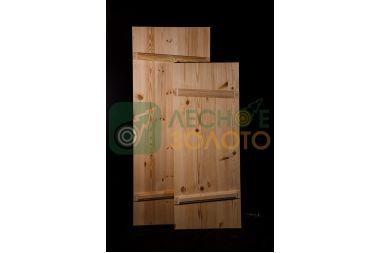 Дверь банная 900х1700 с дверн.коробкой