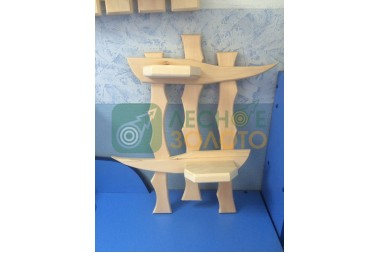Полка Бамбук  (липа) (3)