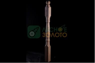Балясина столб 90х90х1200 сорт В №4 (2)