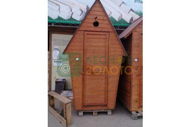 Туалет домик с тумбой (М)