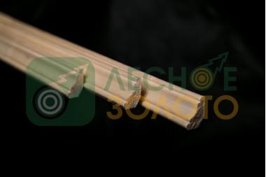 Плинтус Осина,(Галтель), 11х30х1900, сорт С,  уценка 30%