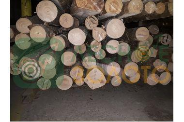 Жердь (столб,стойка) сосновая 80-100х2000