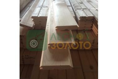 Доска потолочная 20х90х2500, сорт Д