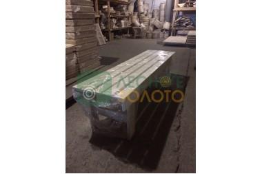 Скамейка 1,3м х 45см (осина)