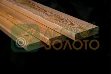 Доска палубная, листв. 25х115х4000, зконом (ЛЗ) уценка 30%