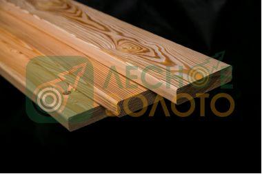 Доска палубная (планкен) 20х120х1000-2500, б/с листв.(цена за 1м.пог.)