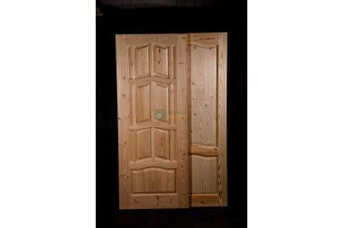 Дверь ДГ Эконом(2)  800х2000 с дверн.коробкой уценка 30%