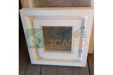 Оконный блок 80х500х500 (М)