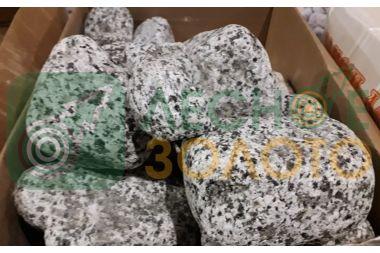 Камни (Кварцит цветной галт.-20кг)