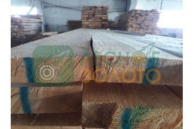 Доска обрезная сосна 45х200х2000 сухая