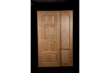 Дверь ДГ  Ампир 600х2000 окраш.с дверн.кор уценка 30%