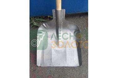 Лопата  32х35 ЛС№7 алюмин. с черн.