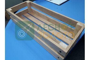 Ящик для рассады 100х200х500 декоративный