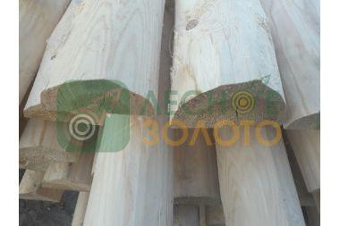 Полу-жердь окоренная (кол)  80-100х2000