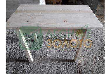 Стол из отделочной доски 700х1300 (ЛЗ) .