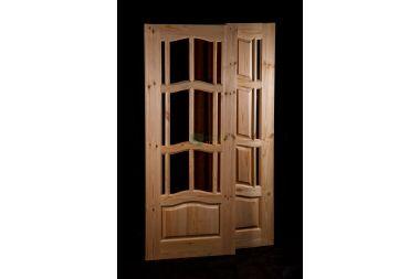 Дверь ДГО  Ампир 600х2000 с дверн.коробкой уценка 15%