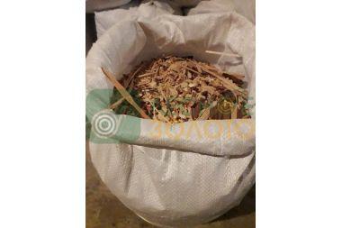 Щепа (мешок 40 л) крашеная