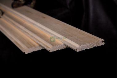 Вагонка Осина, 13х110х1500, сорт ВС уценка 30%