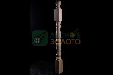 Балясина столб 100х100х1200 сорт А №5 (2)