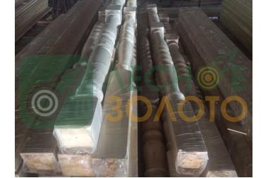 Балясина колонна 100х100х3000 сорт А*