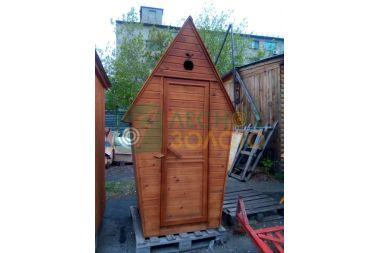 Туалет домик (М)