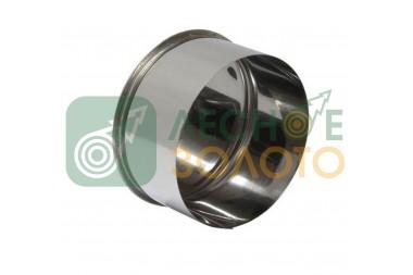 Заглушка (нерж)  d 115х0,5 мм
