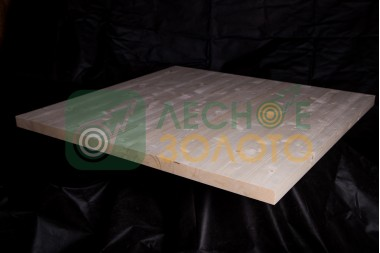 Щит мебельный, 40х900х900 листв,(площадка)сорт АВС