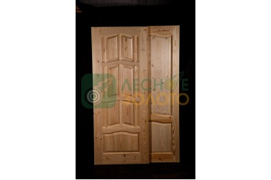 Дверь ДГ Эконом  600х2000 с дверн.коробкой