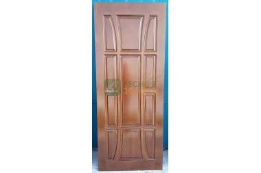 Дверь ДГ  Венеция 800х2000 дуб  уценка