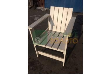 Кресло садовое (ЛЗ)  крашенный