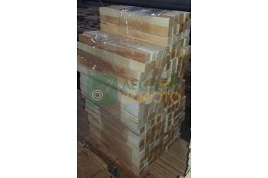 Шканты береза  22х22х250 мм(шкант) 3сорт
