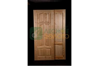 Дверь ДГ Эконом(2)  800х2000 с дверн.коробкой