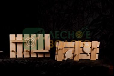 Вешалка из обналички (липа)(1) уценка