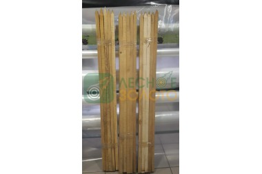 Рейка 20х20х1,2м  для подвязки помидор
