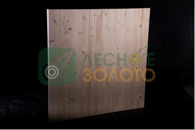 Щит мебельный, 20х600х2000, листв сорт С