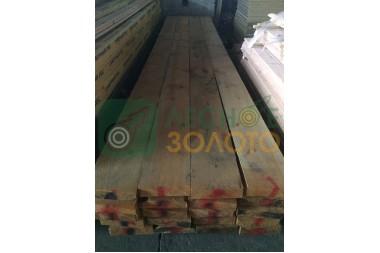 Доска обрезная осина 38х110х3000 ест.вл