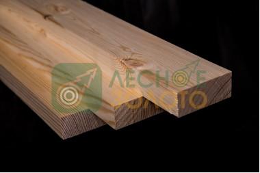 Доска строганная, 19х95х4000 сорт 1-2 (СевЛес)
