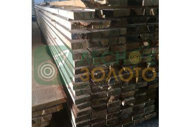 Доска обрезная сосна 38х190х4000 сухая