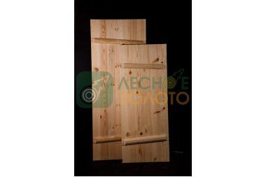 Дверь банная 900х1900 с дверн.коробкой
