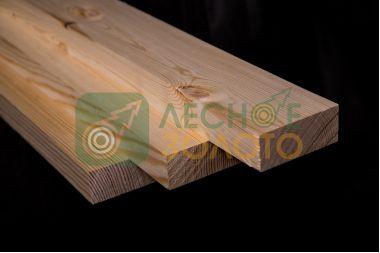 Доска строганная, 30х120х4000 сорт 1-2